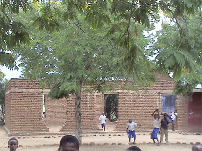 The Kisangaji Project - Unfinished School